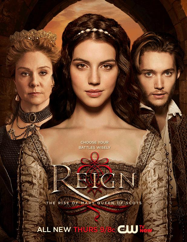 """""""Reign"""", czyli dlaczego nie warto uczyć się historii z seriali telewizyjnych"""