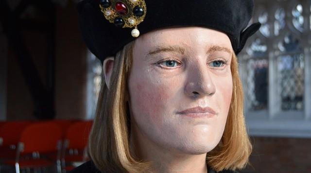 Nowa twarz Ryszarda III przedstawiona w King Richard III Visitor Centre